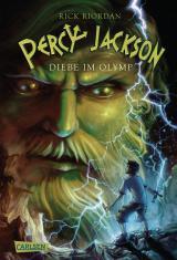 Cover-Bild Percy Jackson - Diebe im Olymp (Percy Jackson 1)