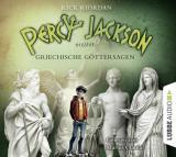 Cover-Bild Percy Jackson erzählt: Griechische Göttersagen