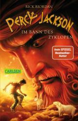 Cover-Bild Percy Jackson - Im Bann des Zyklopen (Percy Jackson 2)