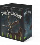 Cover-Bild Percy-Jackson-Taschenbuchschuber (Percy Jackson)