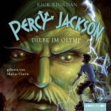 Cover-Bild Percy Jackson - Teil 1