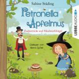 Cover-Bild Petronella Apfelmus - Zaubertricks und Maulwurfshügel