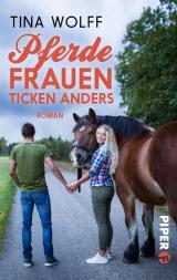 Cover-Bild Pferdefrauen ticken anders