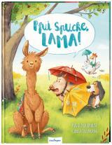 Cover-Bild Pfui Spucke, Lama!