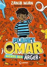 Cover-Bild Planet Omar (Band 1) - Nichts als Ärger
