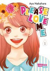 Cover-Bild Please Love Me 1