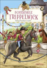 Cover-Bild Ponyschule Trippelwick - Ponys flunkern nicht