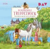 Cover-Bild Ponyschule Trippelwick – Teil 2: Ein Einhorn spricht nicht mit jedem!