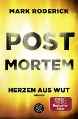 Cover-Bild Post Mortem- Herzen aus Wut