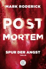 Cover-Bild Post Mortem - Spur der Angst