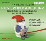Cover-Bild Post von Karlheinz