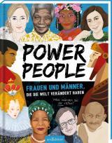 Cover-Bild Power People - Frauen und Männer, die die Welt verändert haben