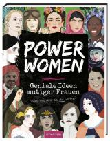 Cover-Bild Power Women - Geniale Ideen mutiger Frauen