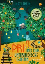 Cover-Bild Pri und der unterirdische Garten