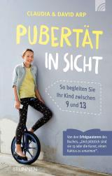Cover-Bild Pubertät in Sicht