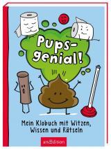 Cover-Bild Pupsgenial!