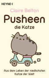 Cover-Bild Pusheen, die Katze