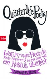 Cover-Bild Quarter Life Poetry