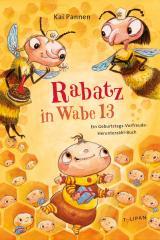 Cover-Bild Rabatz in Wabe 13