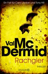 Cover-Bild Rachgier
