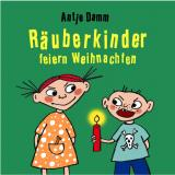 Cover-Bild Räuberkinder feiern Weihnachten