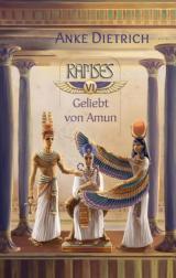 Cover-Bild Ramses - Geliebt von Amun -