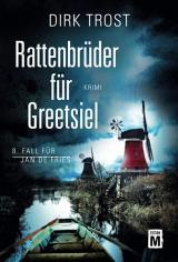 Cover-Bild Rattenbrüder für Greetsiel