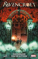 Cover-Bild Ravencroft: Das Grauen hinter Gittern