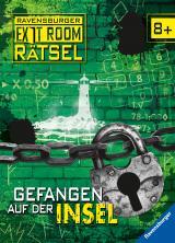 Cover-Bild Ravensburger Exit Room Rätsel: Gefangen auf der Insel