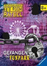 Cover-Bild Ravensburger Exit Room Rätsel: Gefangen im Funpark