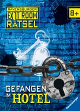 Cover-Bild Ravensburger Exit Room Rätsel: Gefangen im Hotel