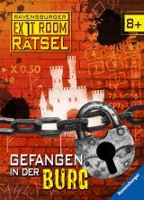 Cover-Bild Ravensburger Exit Room Rätsel: Gefangen in der Burg