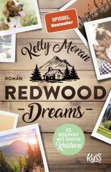 Cover-Bild Redwood Dreams – Es beginnt mit einem Knistern