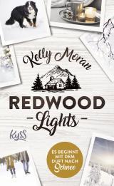 Cover-Bild Redwood Lights – Es beginnt mit dem Duft nach Schnee