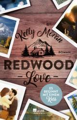 Cover-Bild Redwood Love – Es beginnt mit einem Kuss