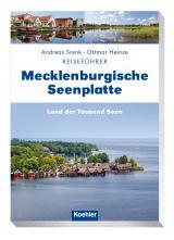 Cover-Bild Reiseführer Mecklenburgische Seenplatte