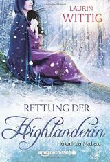 Cover-Bild Rettung der Highlanderin