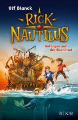 Cover-Bild Rick Nautilus - Gefangen auf der Eiseninsel