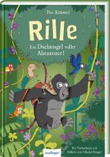 Cover-Bild Rille 2: Ein Dschungel voller Abenteuer!