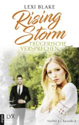 Cover-Bild Rising Storm - Trügerische Versprechen