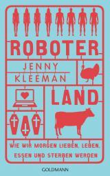 Cover-Bild Roboterland