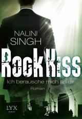Cover-Bild Rock Kiss - Ich berausche mich an dir