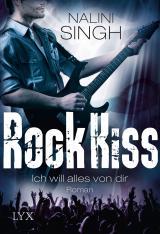 Cover-Bild Rock Kiss - Ich will alles von dir
