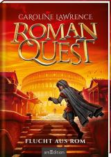 Cover-Bild Roman Quest - Flucht aus Rom