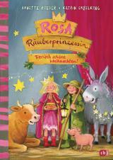 Cover-Bild Rosa Räuberprinzessin – Tierisch schöne Weihnachten!
