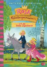 Cover-Bild Rosa Räuberprinzessin und der kleine Lügenbaron