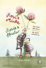 Cover-Bild Rosi & Mücke - Rosie & Skeeter