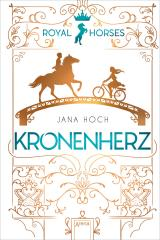 Cover-Bild Royal Horses (1). Kronenherz
