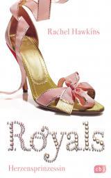 Cover-Bild ROYALS - Herzensprinzessin