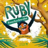 Cover-Bild Ruby Rauchschwalbe - Ab in den Süden!